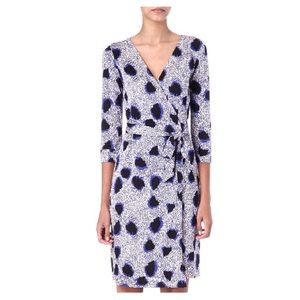 Diane von Fustenberg Julian II Wrap Dress
